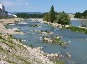 Fischaufstiegs- und Laichgewässer