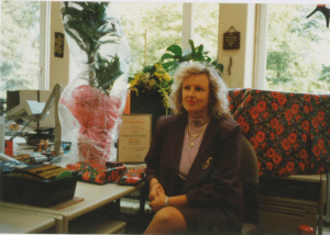 Edith Bubbico 25-Jähriges Jubiläum