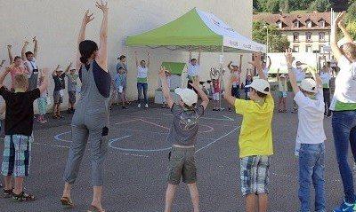 NaturEnergie Olympiade: Das Ferienprogramm für Kinder
