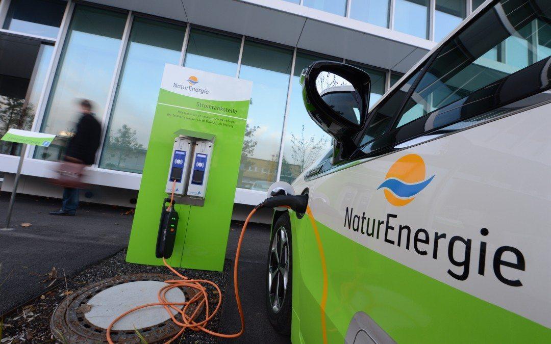 E-Mobilität bei Energiedienst: mit dem Elektroauto quer durch Südbaden