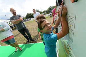 EnergieTour an der Wiese - Kinderprogramm