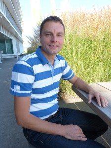 Jürgen Schelb engagiert sich für die Elektromobilität bei Energiedienst
