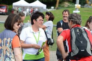 EnergieTour an der Wiese - Führung Sabine Trapp-Brüstle