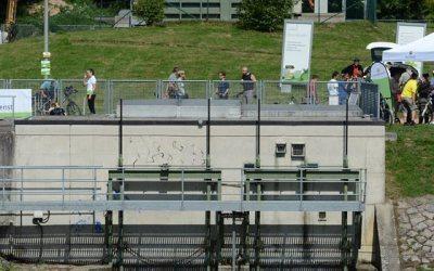 EnergieTour an der Wiese: Energiedienst bewegt