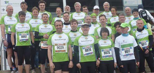 Halbmarathon 2014: Auf dem Weg nach Freiburg (Teil 1)