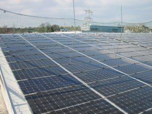 Photovoltaikanlage, Schildgasse