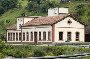 Wasserkraftwerk Mambach