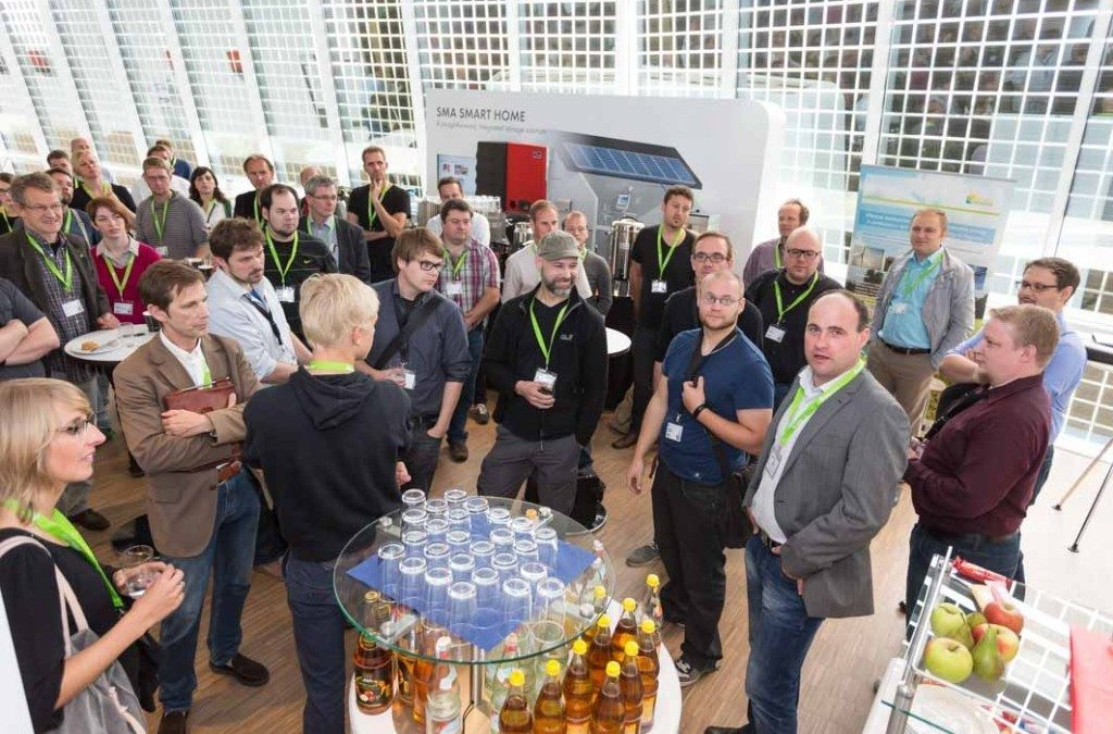 Das Barcamp Renewables von den Energiebloggern für alle