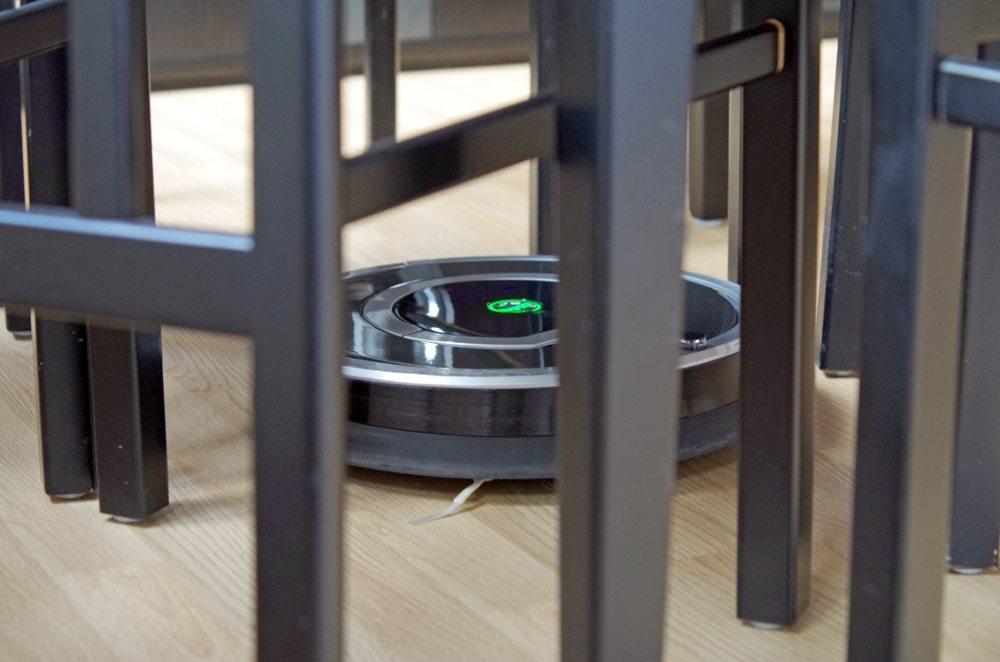 Fußboden Roboter ~ Reinigungsraum service konzept roboter waschmaschine mit mop