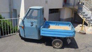 Ein energiesparendes Fahrzeug?