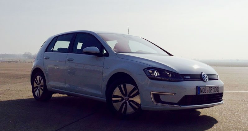 VW e-Golf, Quelle: Auto-Diva