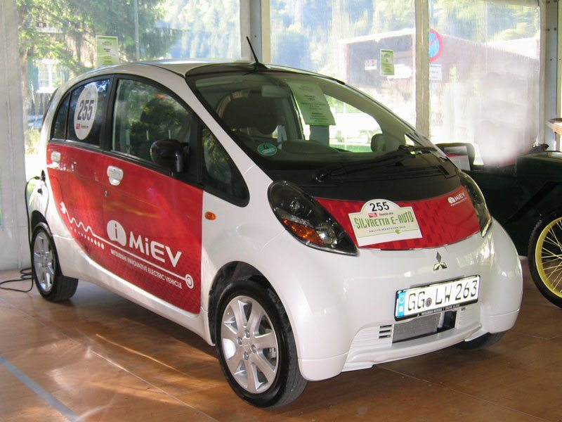 Mitsubishi Electriv Vehicle (iMiEV)