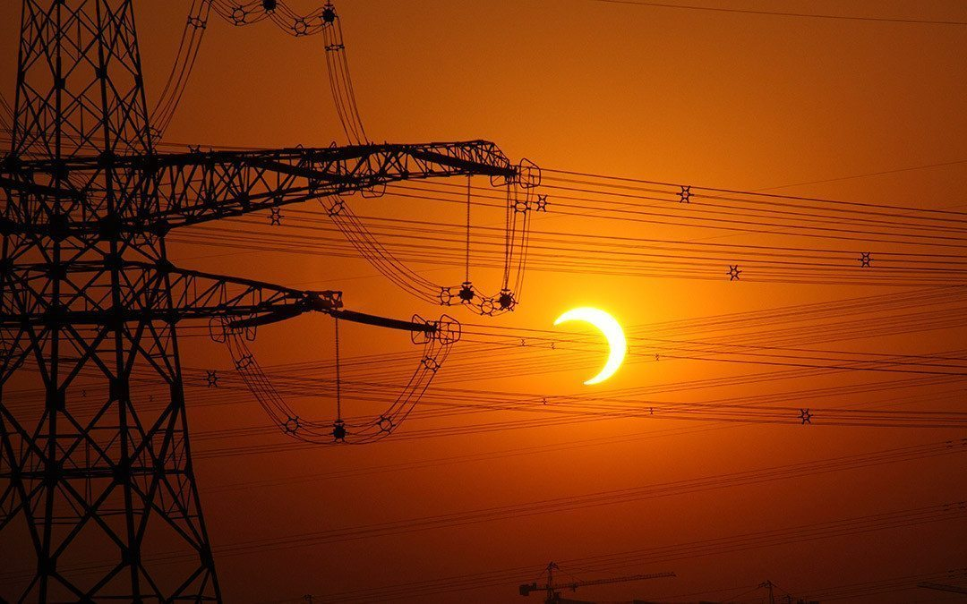 Sonnenfinsternis: Dunkel wird's, aber ich glaube nicht, dass das Licht ausgeht