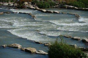 Umgehungsgewässer