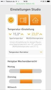 Das Smart Home per iPhone steuern