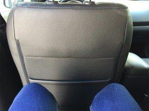 Rücksitze Leaf Platzangebot