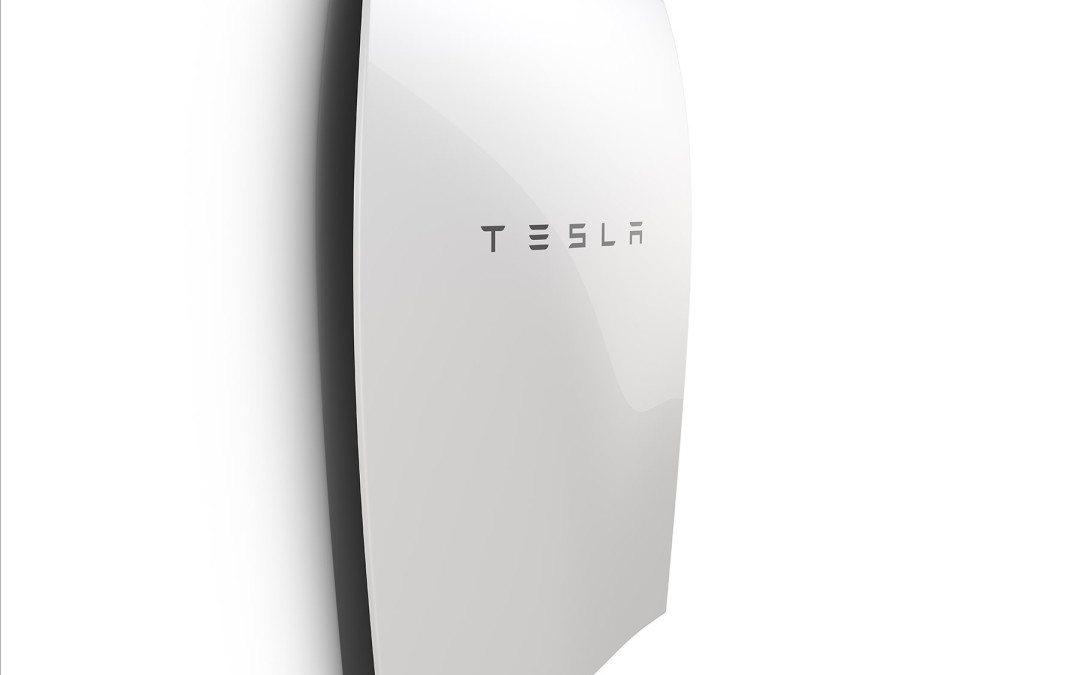 Tesla Powerwall: Stromspeicher für den Eigenbedarf