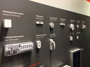 Intersolar Smart Home Komponenten