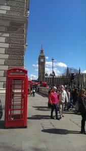 Big Ben und Telefonkabine
