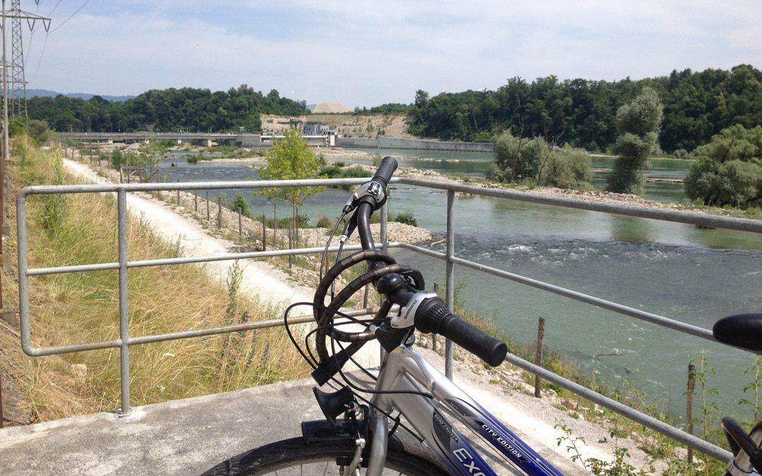 """""""Zwischen Ökologie & Bequemlichkeit"""" – oder: Fahrrad statt Auto?!"""