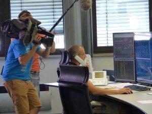 Energiedienst Netzleitstelle TV Team ZDF