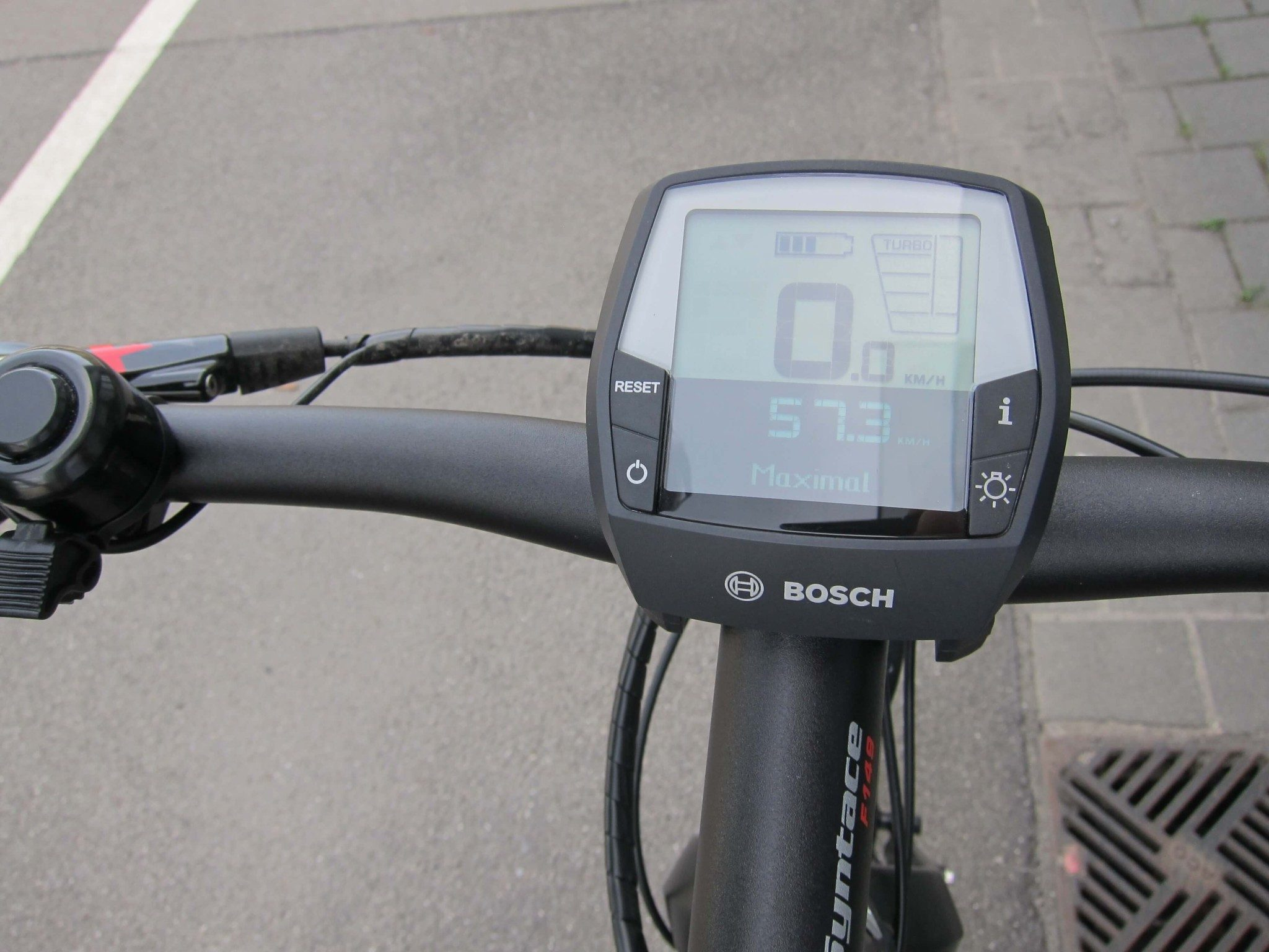 E-Bike Pedelec Bordcomputer