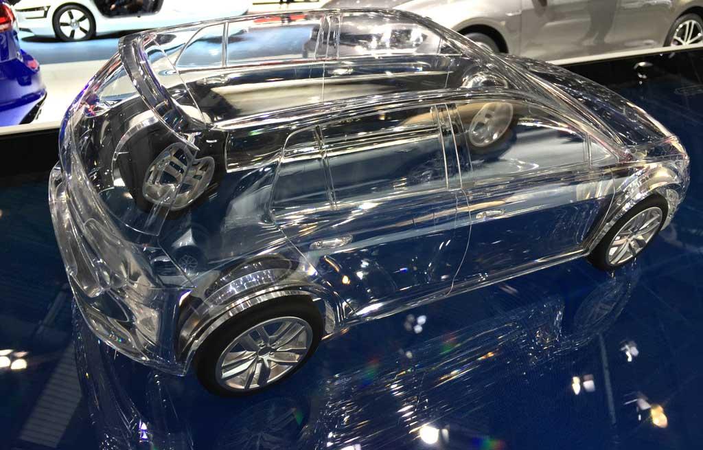 IAA: New Mobility World mit E-Autos