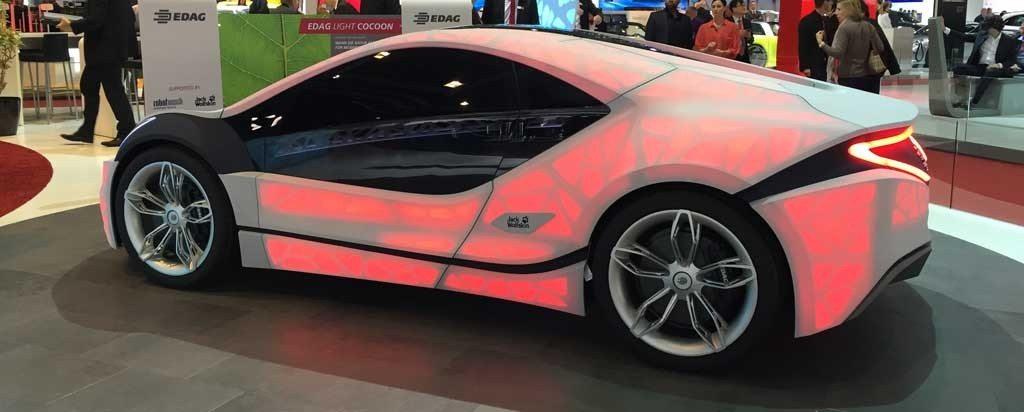 E-Auto der Zukunft