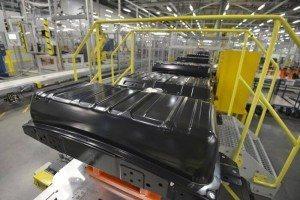 Nissan Batteriewerk Sunderland