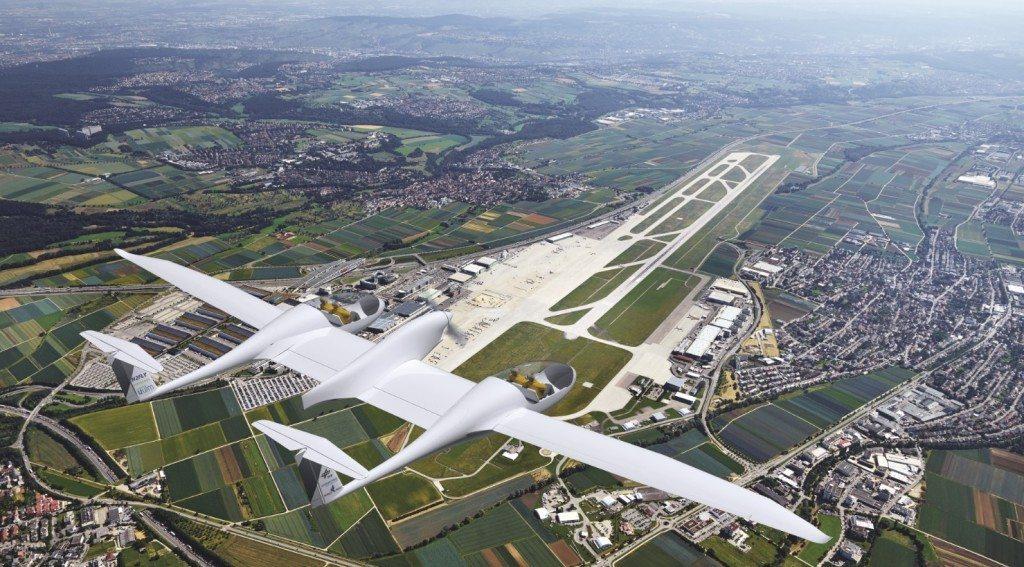 Wasserstoffflugzeug