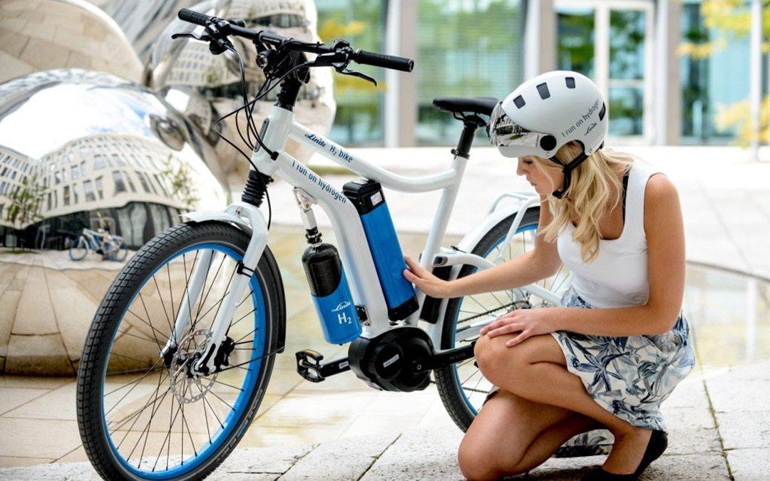 E-Bikes mit Brennstoffzelle