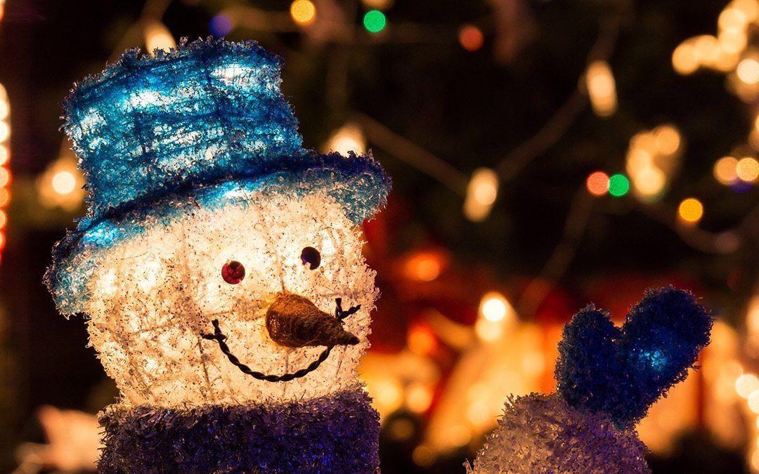 Stromverbrauch an Weihnachten: Helle Nacht, teure Nacht…
