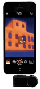 Gadget Seek Thermal Wärmebildkamera