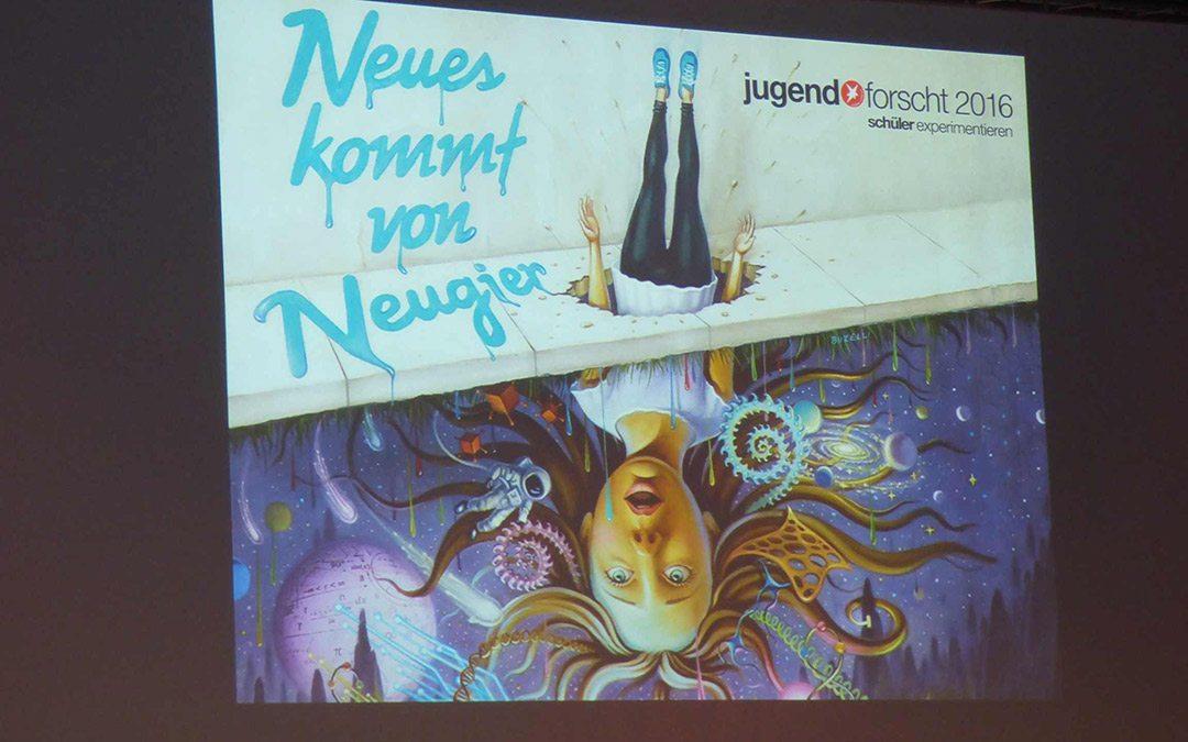 """Treffpunkt Jugend forscht in Freiburg – """"EFI"""" meets Hotzenwald"""