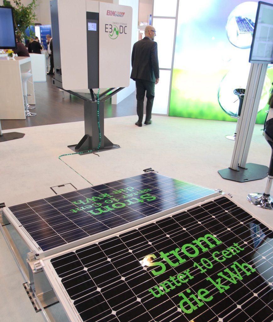 Photovoltaik plus Stromspeicher