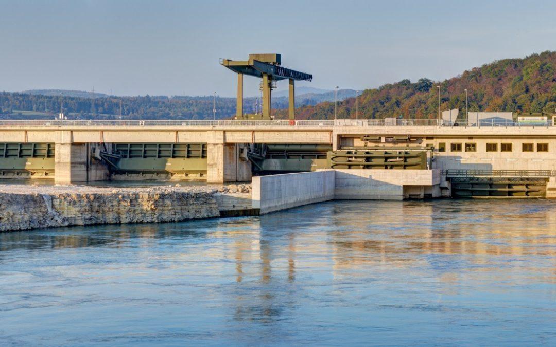 Bedeutet mehr Wasser im Rhein mehr Strom aus den Turbinen?