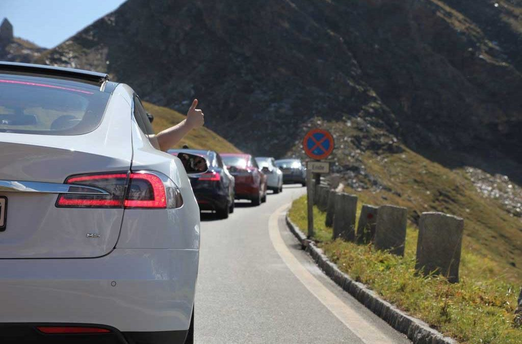 Enthusiasmus für E-Mobility im Tesla Club Austria