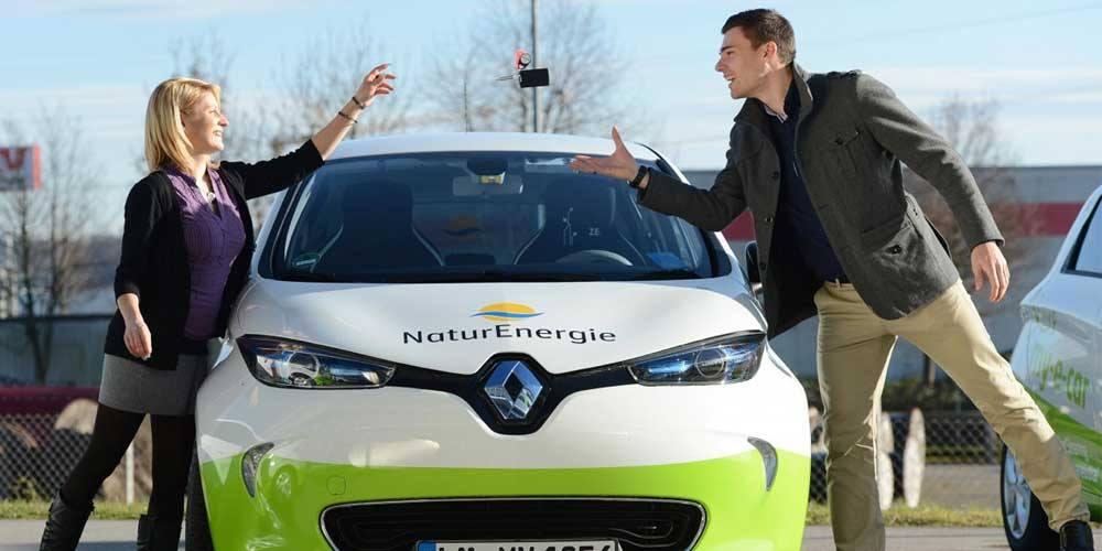 Carsharing: E-Mobilität erleben und die Kosten für ein eigenes Auto sparen