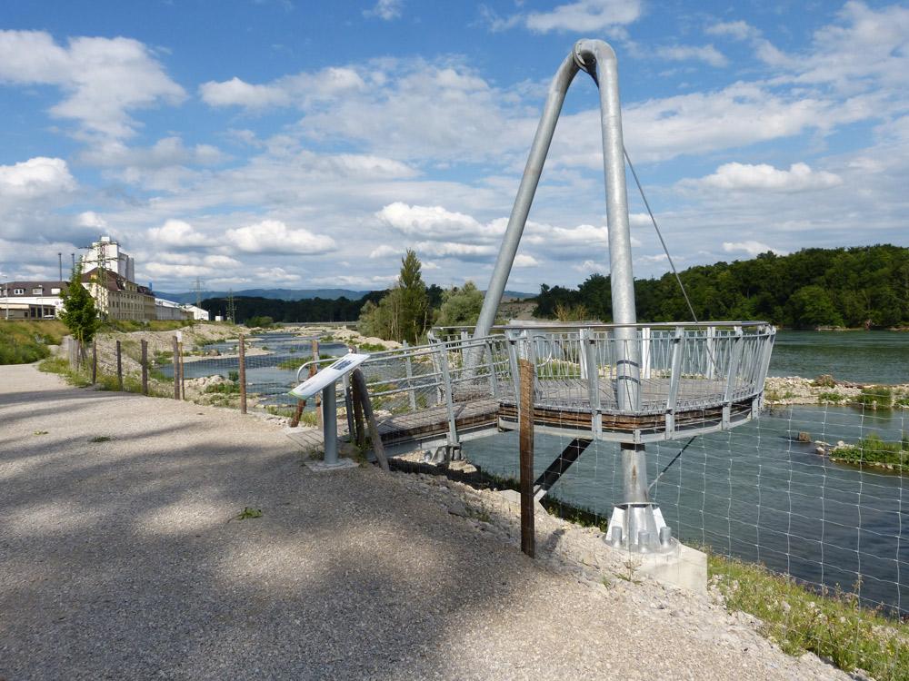 Wasserkraftwerk-Rheinfelden-Aussichtspunkte