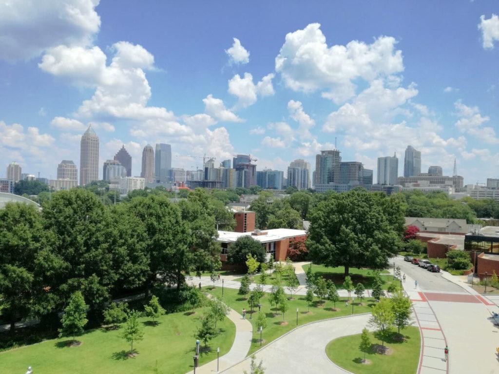 Atlanta im Bundesstaat Georgia