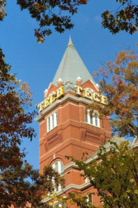 Georgia Tech Tower