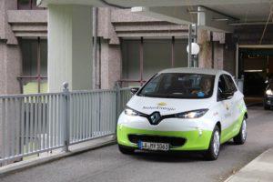 Von Rheinfelden nach Freiburg: my-e-car im Alltagstest