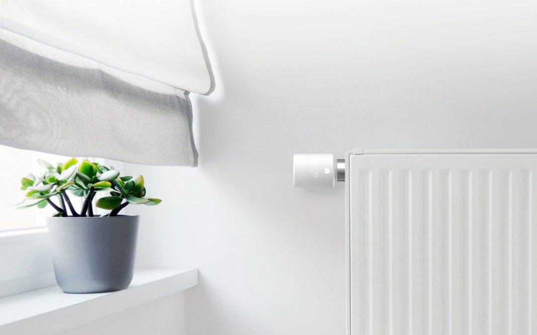Smarter Heizkörper-Thermostat tado
