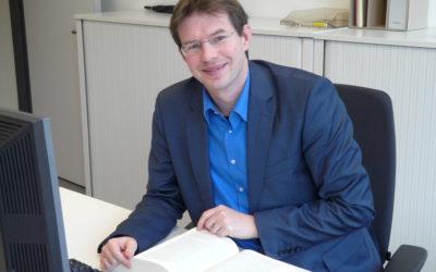"""""""5 Fragen an Thomas Hoyer"""" – Unser energiegeladenes Mitarbeiterteam stellt sich vor"""