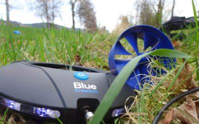 Wasserkraftwerk für unterwegs: Blue Freedom Portable