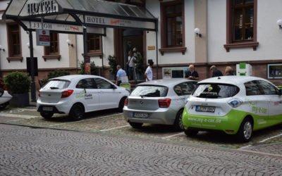 """""""My-e-car in Freiburg"""" – ein Erfahrungsbericht"""