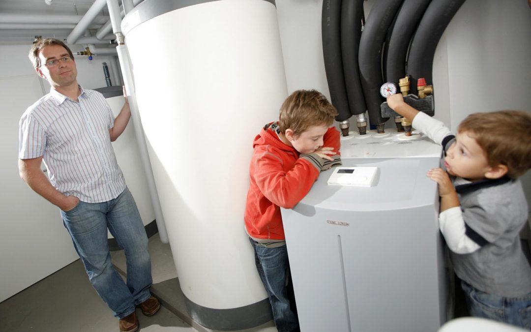 Die Wärmepumpe – Multitalent in der Energiewende