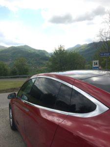 Tesla-Model-X-Italien