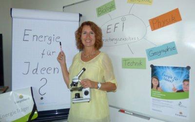 Forscher und Entdecker aufgepasst: EFI startet in Runde zwölf