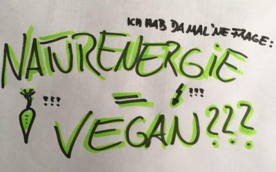 """Ist euer Strom vegan?"""